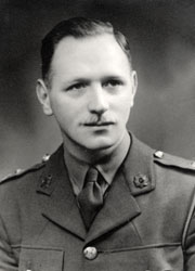 Photo of RGLH in Uniform