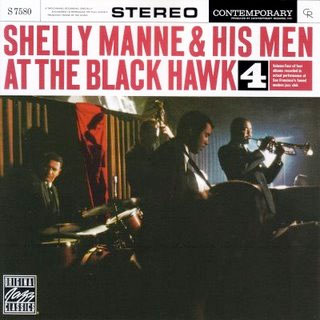 Shelly Manne album cover